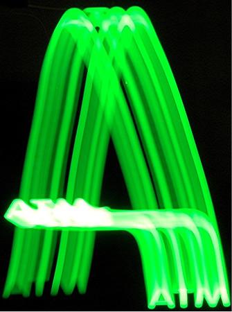ABC ATM Machine Light
