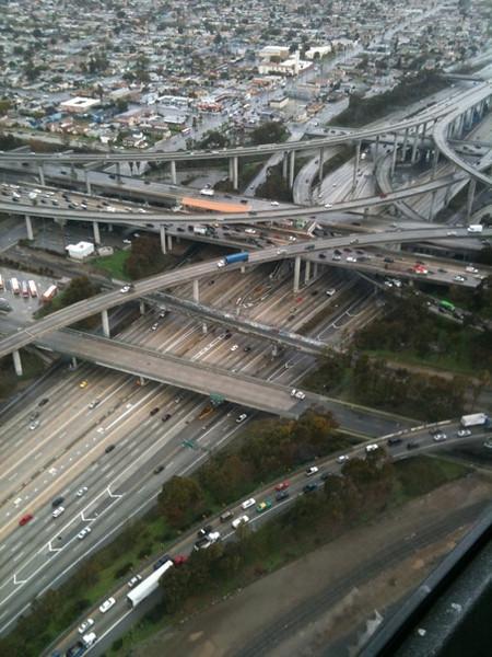 Scene near LA.  Taken with an iPhone