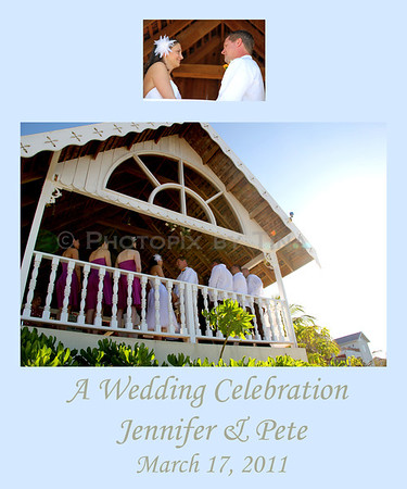 Jennifer & Pete Wedding in Jamaica