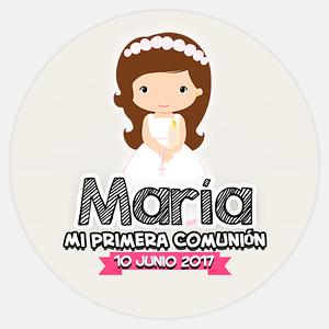 Comunión María