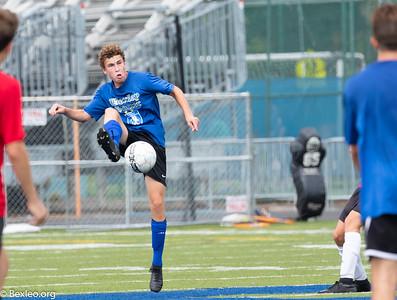 Varsity Soccer Boys vs Jonathan Alder
