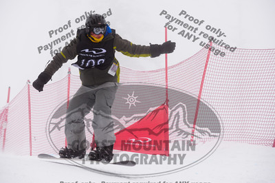 BC High School Provincial Championships - Snowboard Cross
