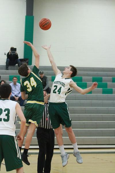freshmen vs Bishop Feehan