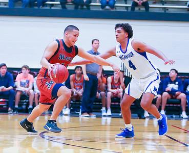 Varsity Boys Basketball vs Mac 011720
