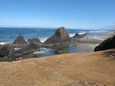 Seal Rock State Recreation Area, Oregon