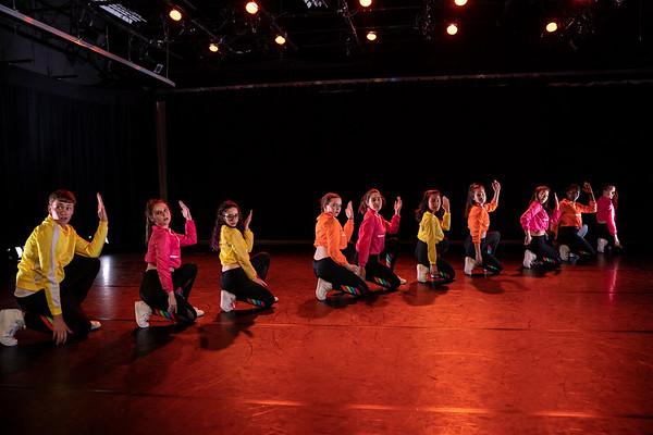 2018-19 Spring Dance Showcase