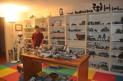 Kids & Legos