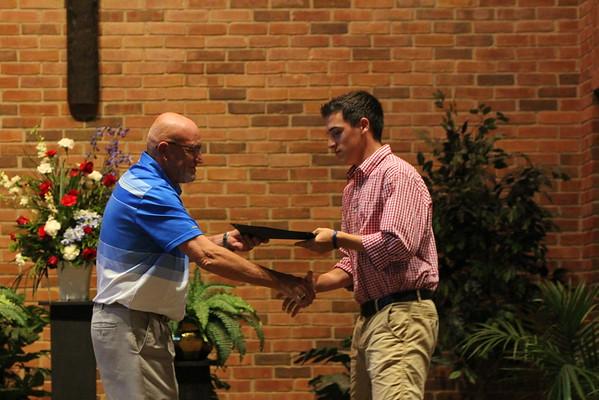Senior Honors Night - KCHS - 5/18/15