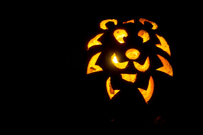 The Great Jack O'Lantern BlazeBlaze