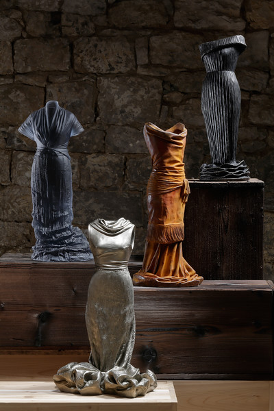 Etudes | Dress Sculptures (Scaled)