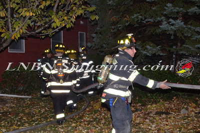 Wantagh F.D. House Fire 1241 Barberry Rd 11-11-13