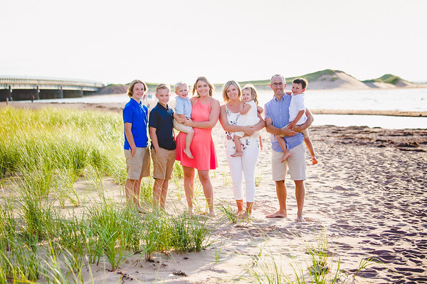 Stephanie & Family