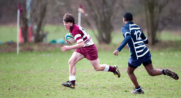 Rugby Amersham v Harrow March 11