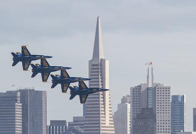 San Francisco Fleet Week & America's Cup