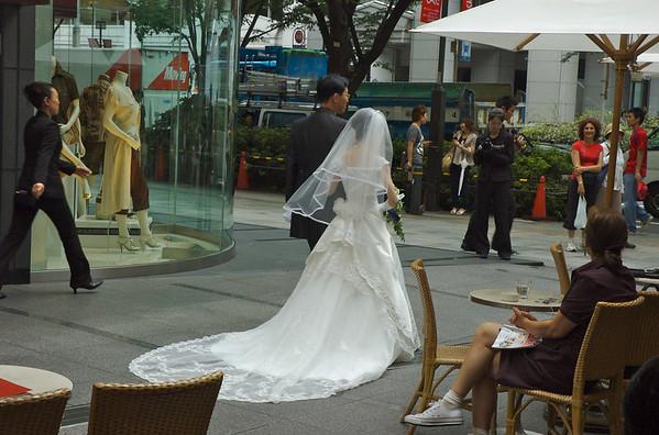 Modern Tokyo Wedding