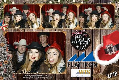 Flatiron 2018 Holiday Party