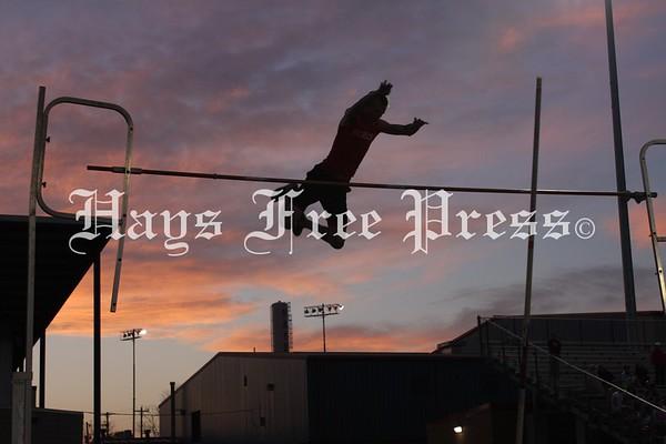 Hays High Track