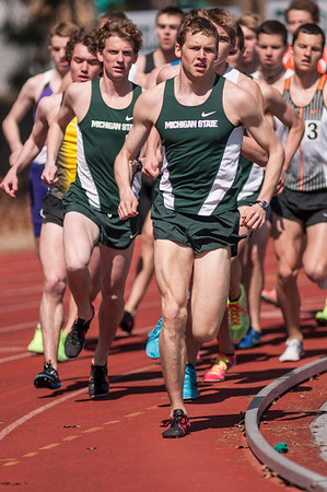Men's 1500 - 2014 MSU Spartan Invite