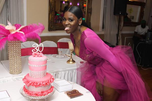 SEPTEMBER 20TH, 2019: JACKIE'S 30TH BIRTHDAY BASH