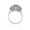 1.98ctw Art Deco Diamond Dome Ring 3