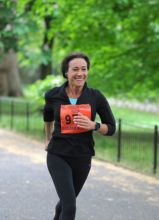 10km Race 21 May. Battersea Park