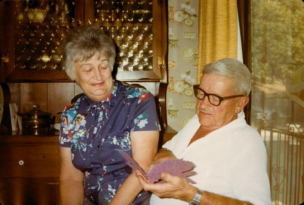 Gramps and Grandma
