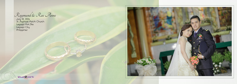 Raymund ♥ Rae Anne Wedding Storybook
