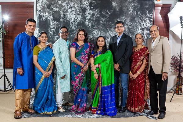 Murali Vinjamuri Family Pictures
