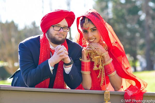 Jasmine and Seth Wedding Images