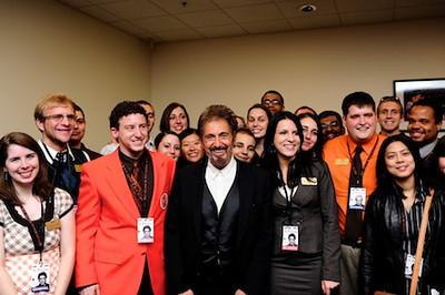 RIT Al Pacino Events 2010