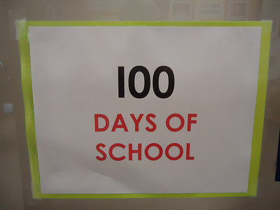 Pre-KD Celebrates 100 Days of School!