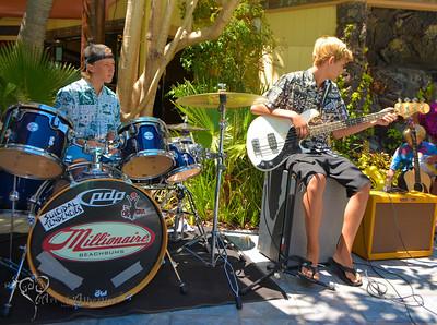 Band:  Millionaire Beachbums