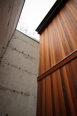 Waverly Place Fascia Detail
