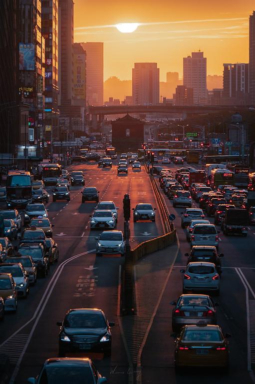 台北懸日拍攝紀錄與拍攝建議 by 旅行社攝影師張威廉 Wilhelm Chang