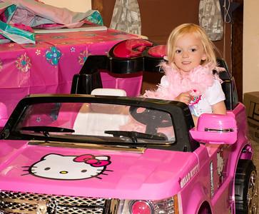 Leah's Princess Birthday Party