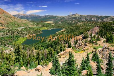Carson Pass/Silver Lake Scenics