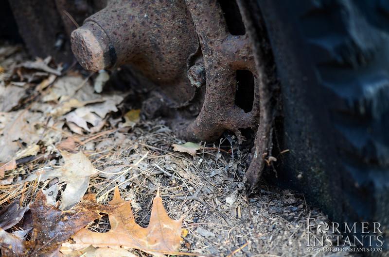 Buried Wheel