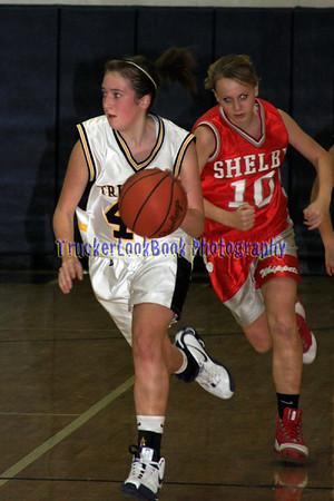 2009 Girls Basketball / Shelby JV