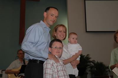 2008-06-15 Andrew's Baptism