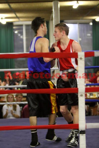 2009 08 15 Golden Gloves Semi Finals Bout 9