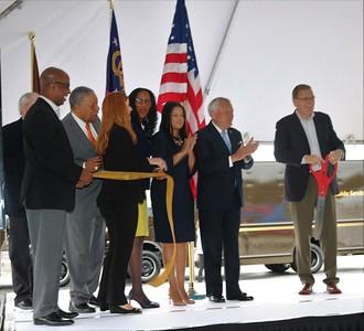 UPS Smart Hub Grand Opening