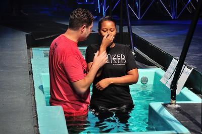 2017-01-29 - 9 a.m. Baptism