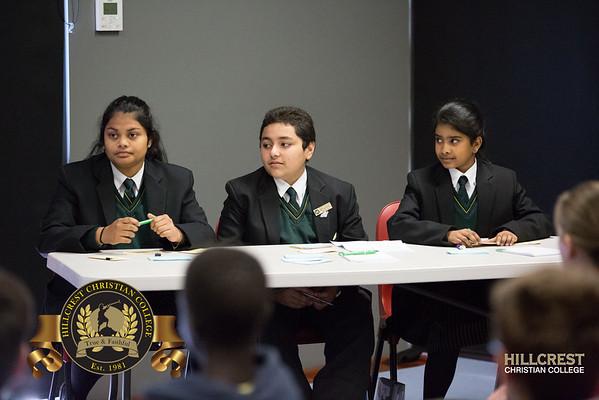 Debating Team 2014