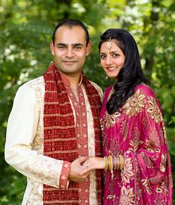 Desai Engagement Ceremony