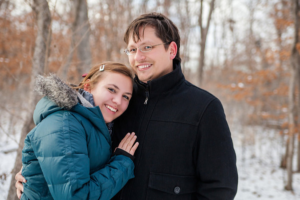Kay and Derek: Couple