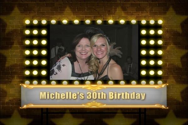 Michelle's 30th Birthday - 2010