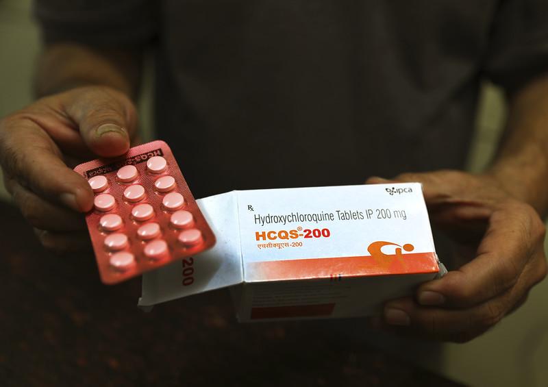 Virus Outbreak-Malaria Drug