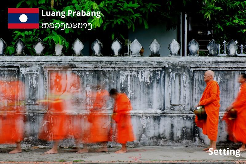 2005 Luang Prabang