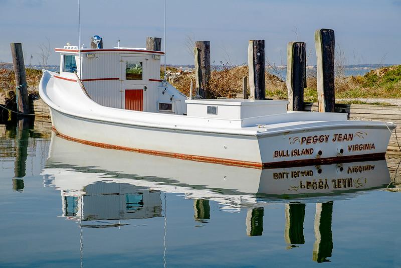 Deadrise Fishing Boats