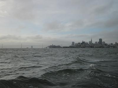 Saturday Alcatraz / Tri-Clinic 5.7.11